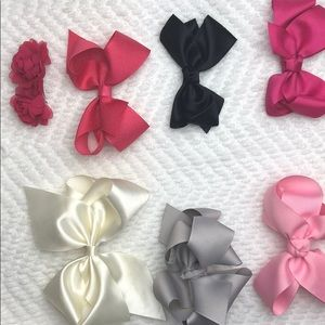 Other - Toddler or Girls Bow Lot - 13 Bows